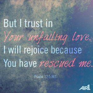 Psalms 13-5