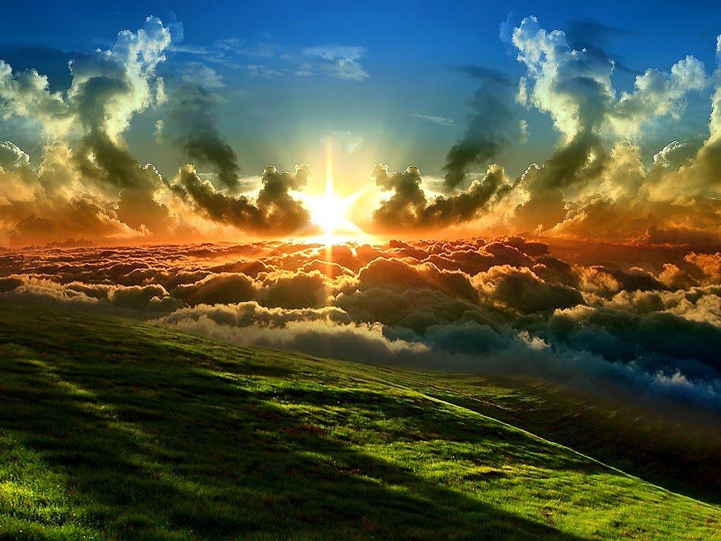New Heaven and Earth merge